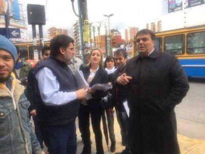 División de La Matanza: Cambiemos, el FR, el GEN y un timbreo-encuesta