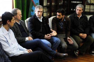 El reclamo por el regreso del ramal Chascom�s - Korn lleg� al Senado bonaerense