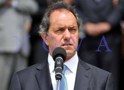 Causa Scioli: destrucción de pruebas, fraude y desvío de fondos