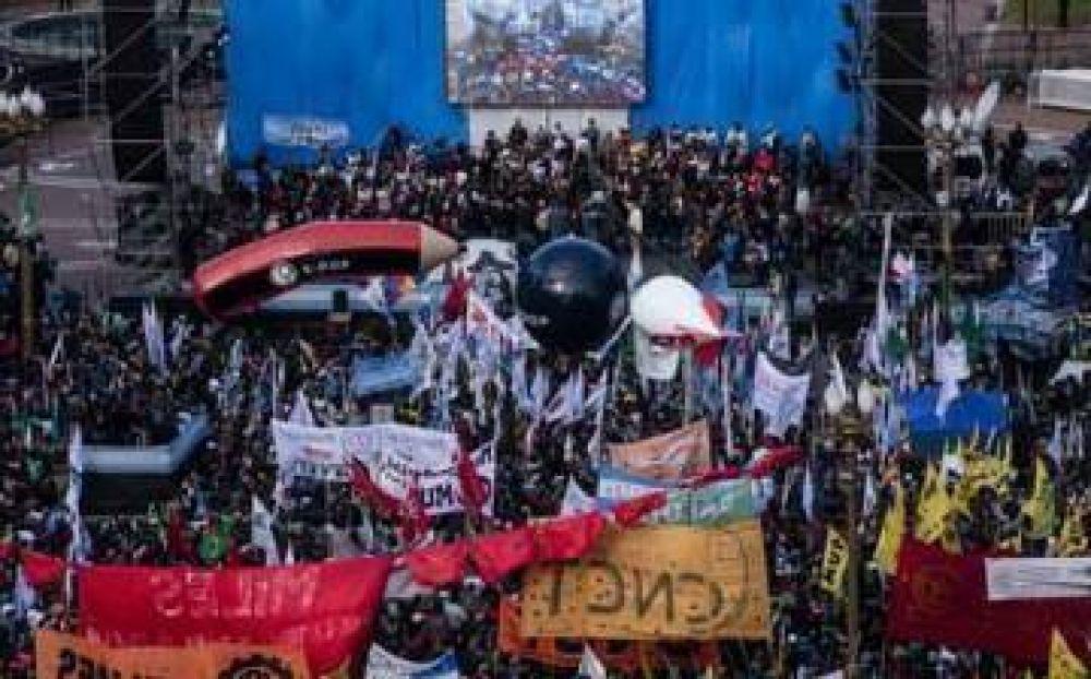 """Después de la Marcha Federal: de la reedición del combativo MTA a la CGT """"Nordelta"""""""