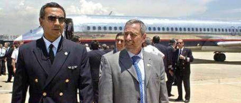 La Justicia investiga cómo fue la compra del avión de Ricardo Jaime
