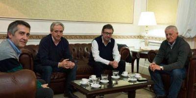 Por el conflicto de Chascom�s, Sarghini apunt� contra Vidal: