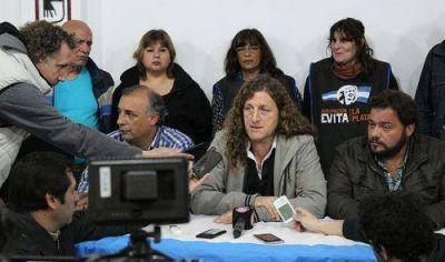 Gremios vuelven a parar por 24 horas: marchan a Gobernación y la Legislatura
