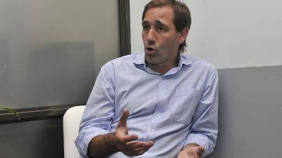 Garro resalt� su compromiso con el medio ambiente y el turismo