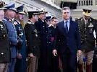 Las Fuerzas Armadas de la Argentina y de Inglaterra trabajar�n en conjunto