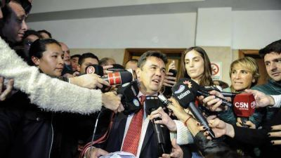 Se fusionan los casos por corrupci�n en la obra p�blica contra Cristina
