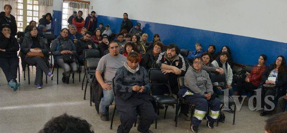 Municipales esperarán noticias de ATN o profundizarán huelga