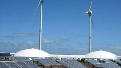 La provincia promueve la producci�n de energ�a renovable