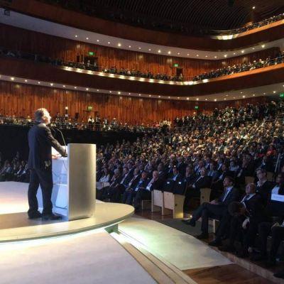 MiniDavos: cuando los CEO tomaron Buenos Aires