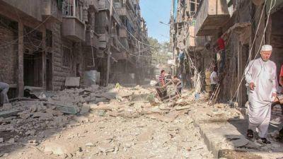 Piden a los rebeldes sirios separarse de los terroristas para mantener la tregua