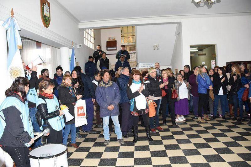 Los municipales de Santa Rosa van al paro la semana pr�xima