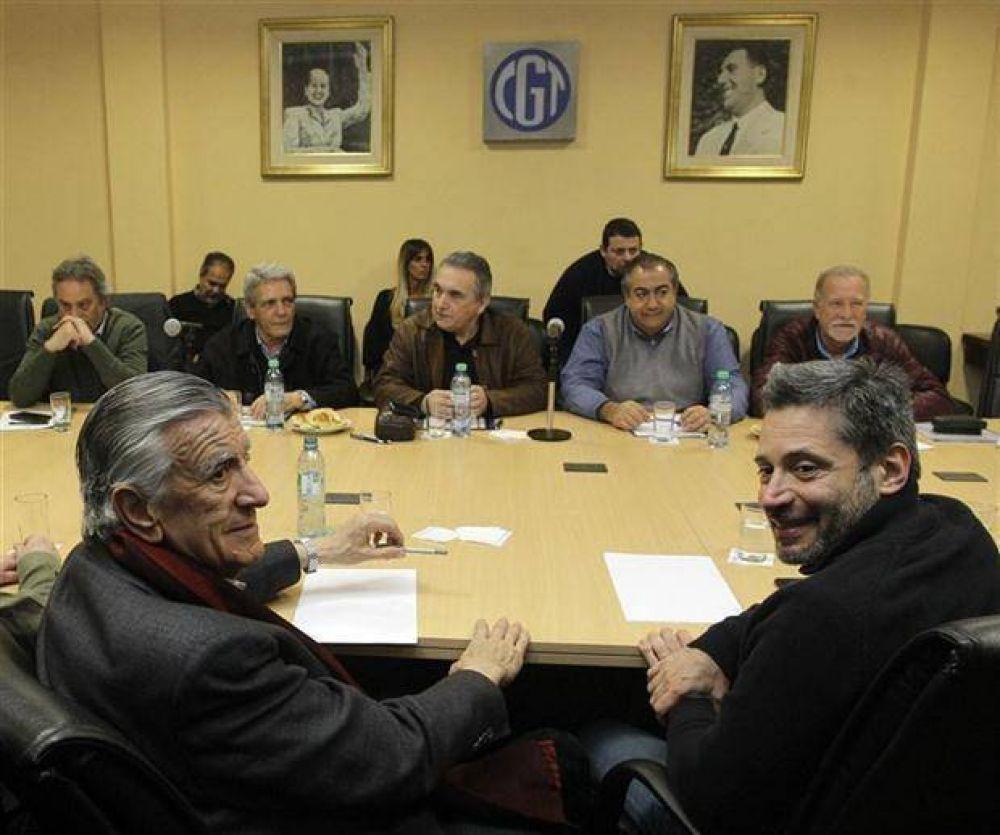 Reacción de la CGT frente al pedido de prudencia de Macri a los sindicatos