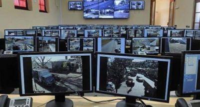 Inseguridad: colocarán más cámaras y alarmas comunitarias