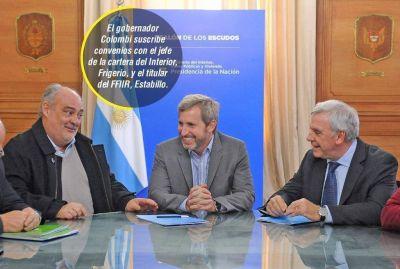 Por convenio con Nación, Corrientes suma otros $200 millones para obras