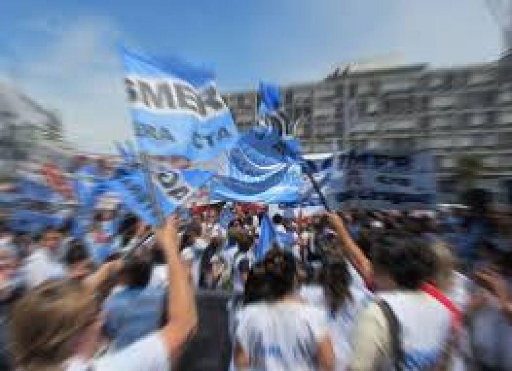 Agmer definió realizar un paro con movilización provincial el jueves 22