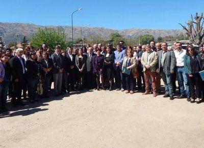 Casi 40 municipios apoyaron el proyecto de la Universidad Nacional de los Comechingones