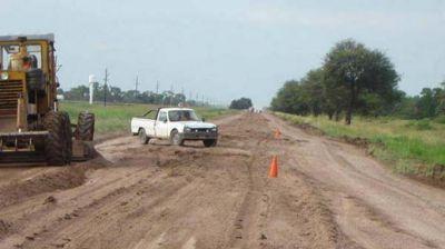 La gobernadora autorizó el inicio de obras vitales en toda la provincia