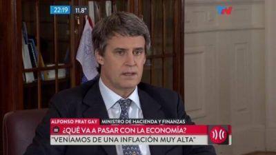 Alfonso Prat-Gay: