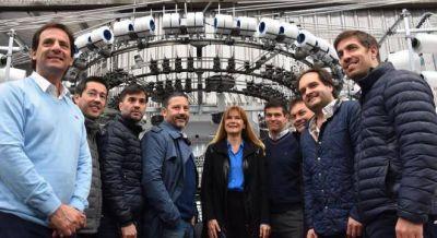 Intendentes kirchenristas crean el Grupo Fénix y arrastran a Sujarchuk, Nardini y Menendez