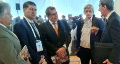 Bosetti y Beder Herrera resaltaron las pol�ticas de energ�as renovables de la provincia