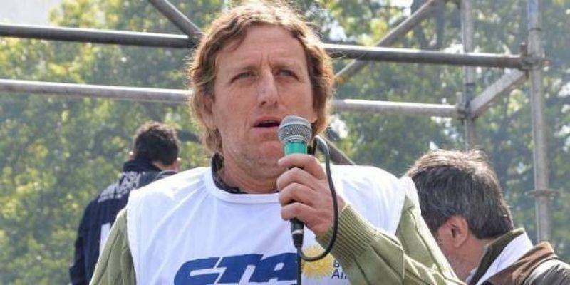 Estatales frente a Gobernaci�n le marcaron la cancha a Vidal y convocaron a un paro nacional para el 29 de septiembre