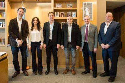 La DAIA firm� un convenio con el gobierno de la Ciudad