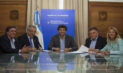 Naci�n destinar� 185 millones de pesos para obras de agua potable y cloacas en Posadas y San Ignacio