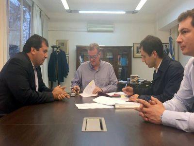Jun�n adhiri� al �Plan Municipios� y recibir� m�s de dos millones de pesos