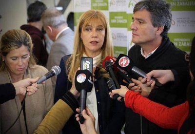 Magario invitó a Vidal a discutir