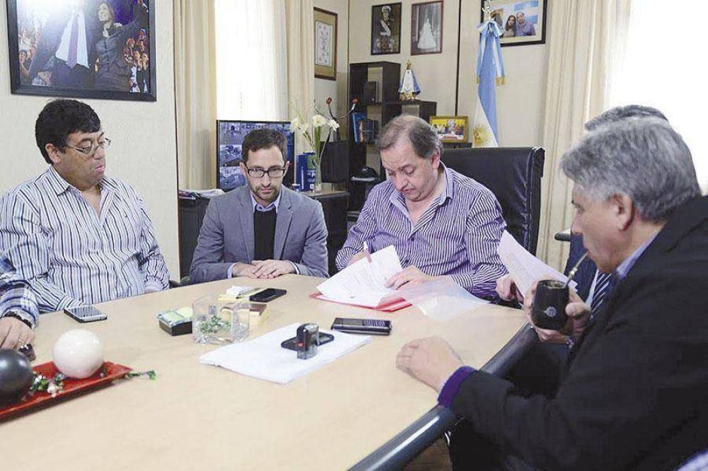 El Municipio cerró acuerdo salarial con los gremios