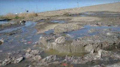 Un juez hizo lugar a amparo medioambiental para frenar desbordes cloacales en Caleta