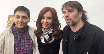 Sindicalistas neuquinos, reunidos con Cristina en Buenos Aires
