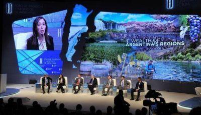 """Llegan a Misiones dos empresas interesadas en invertir que estuvieron en el """"mini-Davos"""""""