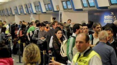 Protocolo de paro: cómo se organizó el gremio de pilotos de Aerolíneas Argentinas