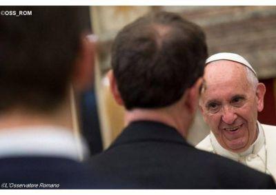 Nuncios con Francisco por el Jubileo