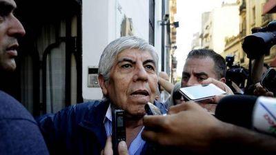 Denuncia penal de Moyano por el dinero de las obras sociales