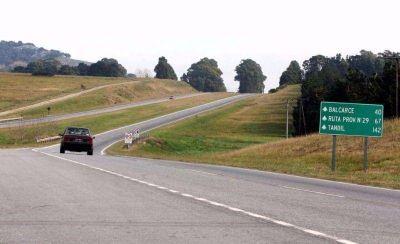 Vuelve a regir el aumento de los peajes en la ruta 226
