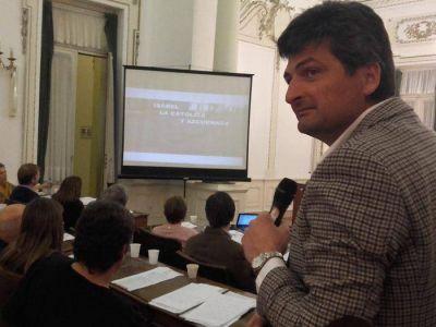 El Concejo, a pleno: falacias, un petiso y críticas por Fondo Educativo y bacheo