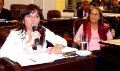 Inés Brizuela y Doria reasume al frente de la UCR riojana