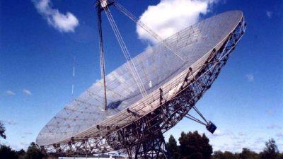 Todo listo para que instalen el radiotelescopio chino en San Juan