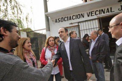 Se licitaron obras millonarias para Santa Rosa de Lima
