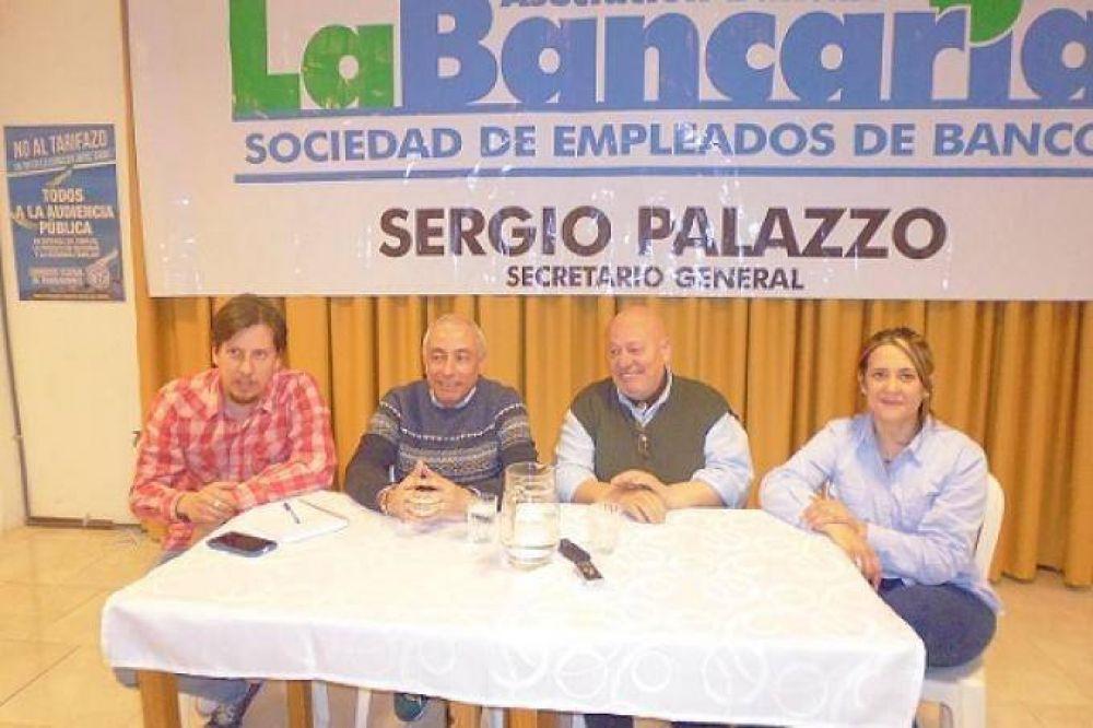 """Gremios de distintas centrales obreras se unen a nivel local contra el """"tarifazo"""""""