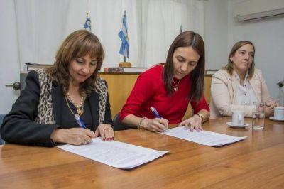El Ministerio de Desarrollo Social firm� un convenio con la FISAL