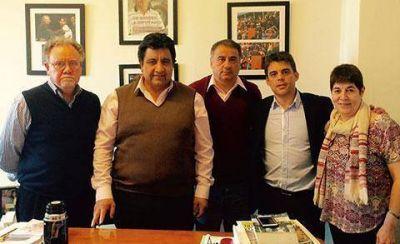 Intensa agenda del interventor de YCRT en Buenos Aires