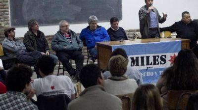 Boudou, Mariotto y D'elía lanzaron el partido Miles en Viedma