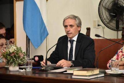 Después del veto, Gastón confía en que la provincia se hará cargo del litigio de la rifa