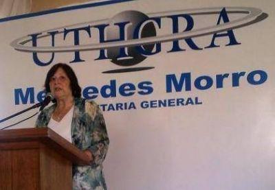 Mercedes Morro ser� la presidenta local del nuevo partido de Graciela Cama�o, que se lanza hoy en Mar del Plata