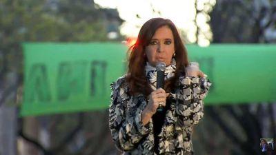 El juez Sebasti�n Casanello no va a investigar a Cristina Elisabet Kirchner