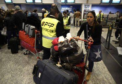 Los pilotos de Aerolíneas Argentinas levantaron el paro