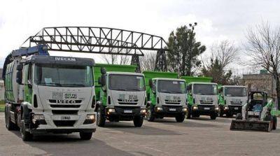 El municipio de Avellaneda sale al cruce de operaciones por la basura